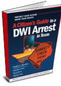 If You've Been Charged with a DWI, Talk to the Guy who Wrote the Book.