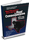 There is more to a Drug Conviction than just jail time. Download now to find out.