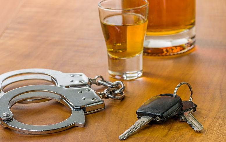 Sleepy, but Sober – Driver Arrested for DWI